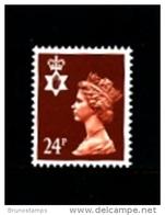 GREAT BRITAIN - 1991  NORTHERN IRELAND  24 P.  MINT NH   SG  NI58 - Regionalmarken