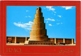 IRAQ  SAMARRA  Al Samarra Minaret - Iraq