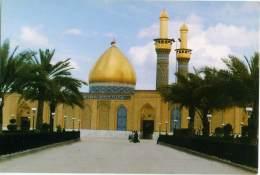 IRAQ  KARBALA  The Shrine Of Imam Al-Abbas Mosque  Moschea - Iraq