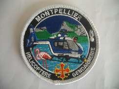 Patch Gendarmerie - Ecussons Tissu