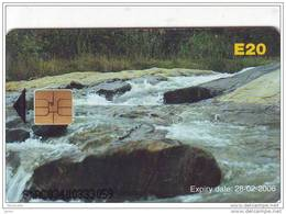 Swaziland, Chip, Environment, Expiry Date 28.02.2006 - Swaziland
