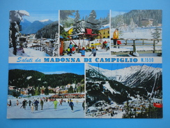 Madonna Di Campiglio - Pinzolo - Trento - Vedutine - Panorami Invernali - Trento
