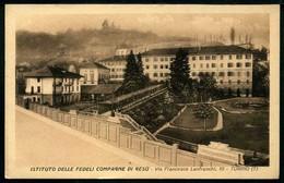 TORINO - Istituto Fedeli Compagne Di Gesù - Via Lanfranchi - Viaggiata In Busta - Rif. 15848 - Education, Schools And Universities