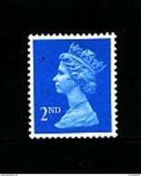 GREAT BRITAIN - 1989  MACHIN  2nd  LITHO QUESTA MINT NH  SG  X1451 - Machins