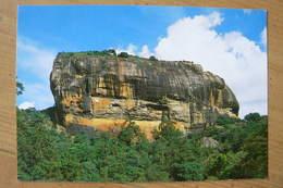 Sri Lanka - Le Rocher Du Lion De Sigiriya - Sri Lanka (Ceylon)