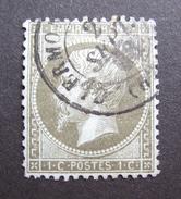 LOT R542/64 - NAPOLEON III N°19 - CàD : CLERMONT-FERRAND Du 2 SEPTEMBRE 1862 - Cote : 45,00 € - 1862 Napoleon III