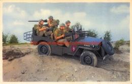 1954 Jeep De Para En Reconnaisance - Equipment