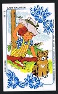 BBM - CARD 1 KAARTEN KAT 1980 ? - Disney