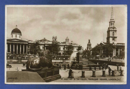 LONDON - ST. MARTINS IN THE FIELDS, TRAFALGAR SQUARE - Inghilterra