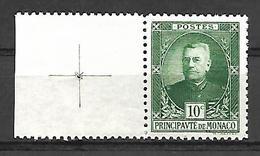 Monaco 1923 - Yv N° 65 ** - Prince Louis II (voir Scan) - Monaco