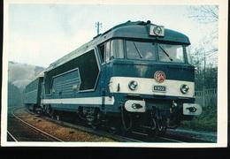 Locomotive Diesel - Hydraulique BB. 69001 Aux Essais - Trains