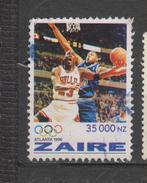 Yvert 1421 Oblitéré Basket - Zaïre