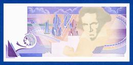 De La Rue Giori S.A. Varinota Beethoven Color Trial #01 - Uniface Specimen Test Note Fds / Unc - Specimen
