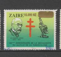 Yvert 1416 Oblitéré - Zaïre