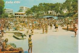 (MALL2543) MALLORCA.  CALA D'OR . CALA GRAN - Mallorca