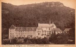 CPA LA CHARTREUSE DE SELIGNAC PAR SIMANDRE SUR SURAN - Frankrijk