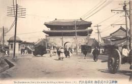 COREE - Topo H / The Nandaimon Gate - Seoul - Korea (Zuid)