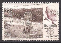 Spanien (1983)  Mi.Nr.  2586  Gest. / Used  (13fg04)  EUROPA - 1931-Heute: 2. Rep. - ... Juan Carlos I