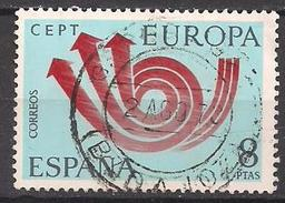 Spanien (1973)  Mi.Nr.  2021  Gest. / Used  (13fg08)  EUROPA - 1931-Heute: 2. Rep. - ... Juan Carlos I