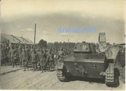 Wehrmacht - Exhibition De Prisonniers De Guerre Allemands - Kiev 1944 - German War Prisoners - Deutsch Kriegsgefangenen - Krieg, Militär