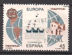 Spanien (1992)  Mi.Nr.  3065  Gest. / Used (13fg05)  EUROPA - 1931-Heute: 2. Rep. - ... Juan Carlos I