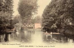 02- CRECY-SUR SERRE- LA SOUCHE PRISE DU MOULIN - France