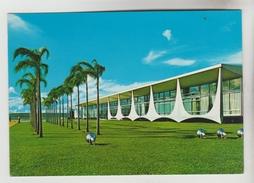 2 CPM BRASILIA (Brésil) - Palacio Da Alvorada, Cathédral - Brasilia