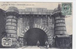 Bardonecchia - Galleria Del Fréjus - Animata     (A-40-110109) - Italia