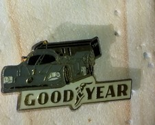 Pin's    RALYEE AUTOMOBILE F1 PNEU GOOD YEAR  /  PNEUMATIQUES     P6 - Sonstige