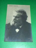 Cartolina Ritratto Del Poeta Giosuè Carducci ( 1835 / 1907 ) - Cartes Postales