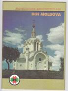 Moldova ,  Moldavie , 1992 , Cover Of Set From Pre-paid Postcards , Churchs - Moldova