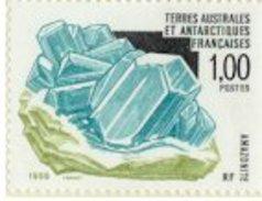 FSAT/TAAF 1996 Single-Mineral, Amazonite #212 - Nuevos