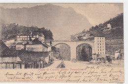 Ponte Di Crevola Presso Domodossola - 1905     (A-40-110109) - Verbania