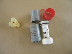 Grenade Lacry Modèle G1 Avec Son Propulseur De 200 Mètres (tirée) - Equipement