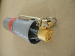 Grenade Lacry Modèle CM6 Avec Bouchon Allumeur Inerte. - Equipement