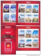 2012.  Azerbaijan, Eurovision´2012, 3 Sheetlets + S/s, Mint/** - Azerbaïjan