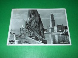 Cartolina Rimini - Porto 1938 - Rimini