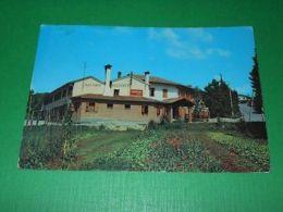 Cartolina Giavera Del Montello ( Treviso ) - Trattoria Da Bazzichet A. 1974 - Treviso