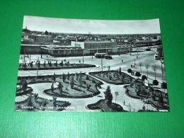 Cartolina Treviso - Stazione Ferroviaria 1958 - Treviso