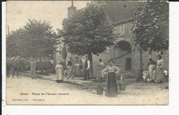 Essai  Place De L'ancie Couvent    Porteuse D'eau - France