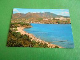 Cartolina Porto Azzurro - Spiaggia Di Naregno Ed Il Penitenziario 1971 - Livorno
