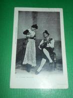 Cartolina Costumi Sorrentini 1902 - Napoli