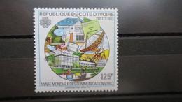 Côte D'Ivoire  Année 1983   666 B  Neuf** - Costa D'Avorio (1960-...)