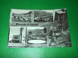 Cartolina Ricordo Di Osini - Vedute Diverse 1965 Ca - Nuoro