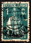 13981 Portugal 208 Ceres Com Carimbo Penacova U - Postmark Collection