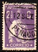13983 Portugal 211 Ceres Com Carimbo Penacova U - Postmark Collection