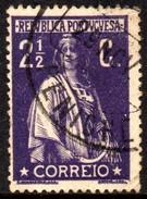 13983 Portugal 211 Ceres Com Carimbo Peniche U - Postmark Collection