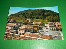 Cartolina Castelnovo Ne' Monti - Piazza Martiri E Pineta Del Castello 1964 - Reggio Nell'Emilia