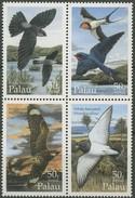 Palau 1995 Yvertn° LP PA 52-55  *** MNH Cote  7 Euro Faune Oiseaux Vogels Birds - Palau