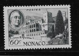 MONACO, 1946 USED  SCOTT # 200, PALACE OF MONACO  USED - Oblitérés